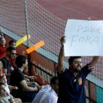 CĐV sỉ nhục Pique trong buổi tập của đội tuyển Tây Ban Nha