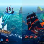Xây dựng chiến thuyền, chinh phục bốn bể cùng Pirate Arena