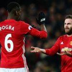 Mata: 'Man Utd đủ mạnh để thắng mà không có Pogba'