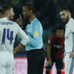 Cầu thủ Real nhận thẻ đỏ ở chung kết Club World Cup sẽ nghỉ đá El Clasico