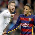 Ramos háo hức trước viễn cảnh Neymar gia nhập Real