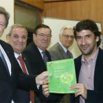 Raul Gonzalez nhận bằng Giám đốc Thể thao