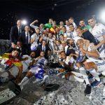Mỗi cầu thủ Real nhận hơn một triệu đôla tiền thưởng