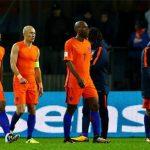 Robben thừa nhận Hà Lan hết hy vọng dự World Cup 2018