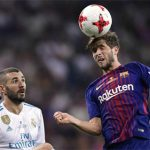 Hậu vệ phải là vấn đề lớn nhất của Barca trước El Clasico