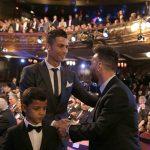 Tỷ lệ phiếu bầu cho Ronaldo vượt xa Messi và Neymar