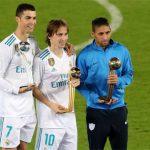 Modric giành giải Cầu thủ hay nhất FIFA Club World Cup