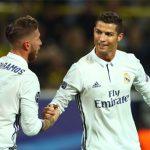 Sergio Ramos: 'Không đời nào có chuyện cầu thủ Real tranh nhau phạt đền'