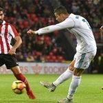 Bị Bilbao cầm chân, Real vẫn kém tám điểm so với Barca