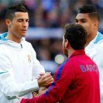 Totti: 'Messi là số một, nhưng đừng nói với Ronaldo'