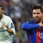 Ronaldo có thể phá một kỷ lục của Messi trước gala Quả Bóng Vàng