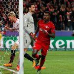 Sevilla thảm bại trên sân Spartak Moscow