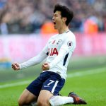 Son Heung-min ghi bàn, Tottenham bằng điểm Man Utd