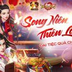 Cộng đồng ngất ngây với hàng loạt sự kiện sinh nhật 2 tuổi của Tân Thiên Long Mobile VNG