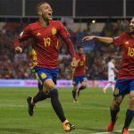 Tây Ban Nha giành vé dự World Cup sớm một lượt đấu