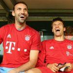 Cầu thủ đã giải nghệ trở lại thi đấu cho Bayern Munich