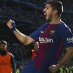 Suarez: 'Vẫn còn Valencia và Atletico bám đuổi Barca'