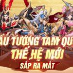 Tân OMG3Q VNG - game đấu tướng thế hệ mới sẽ sớm ra mắt cộng đồng Việt