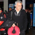 Thầy trò Mourinho trở về Anh ngay trong đêm