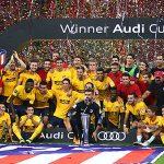 Atletico giành Audi Cup sau loạt luân lưu cân não với Liverpool
