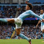 Man City thắng đậm, trụ lại trên đỉnh bảng Ngoại hạng Anh