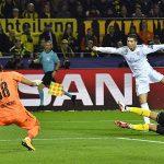 Ronaldo lập cú đúp, Real lần đầu thắng trên sân Dortmund