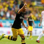 Dortmund thắng nhọc trong ngày Kagawa lập kỷ lục Bundesliga
