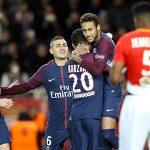 Neymar và Cavani giúp PSG đánh bại ĐKVĐ Monaco