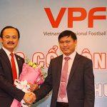 Bầu Tú thay bầu Thắng làm Chủ tịch Hội đồng quản trị VPF