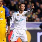 Ronaldo lập kỷ lục mới, chạm mốc 100 bàn cùng Real ở châu Âu