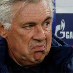 Ancelotti từng cười khẩy khi bị nghi sắp mất việc