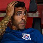 Tevez: 'Bóng đá Trung Quốc không thể khá hơn trong 50 năm tới'