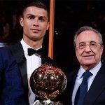 Perez: 'Ronaldo cùng Di Stefano hay nhất lịch sử Real'