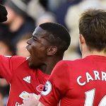 Carrick tiến cử Pogba làm đội trưởng tương lai của Man Utd