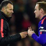 Giggs: 'Rooney cứ mừng, nếu ghi bàn vào lưới Man Utd'