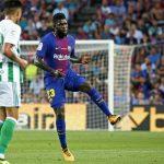 Ngăn Man City và Man Utd nhòm ngó, Barca gia hạn với Umtiti