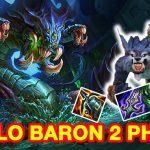 Học hỏi lối chơi Warwick siêu hồi máu có khả năng solo Baron trong chớp mắt
