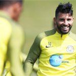 Aguero trở lại luyện tập sau 11 ngày từ tai nạn xe