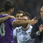 Zidane đạt tỷ lệ thắng El Clasico cao nhất trong dàn HLV Real