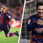 Messi san bằng kỷ lục sút phạt của Ronald Koeman tại Barca