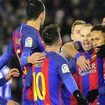 Thắng đối thủ kỵ giơ, Barca đặt một chân vào bán kết Cup Nhà vua