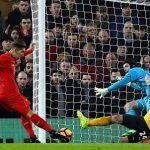 Gục ngã trước Liverpool, Arsenal rời Top 4