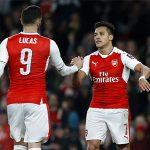 Arsenal trút giận lên đội nghiệp dư ở tứ kết FA Cup