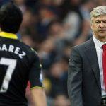 Wenger: 'Suarez từng đồng ý đầu quân cho Arsenal'
