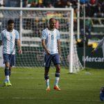 Vắng Messi, Argentina tay trắng ở vòng loại World Cup 2018