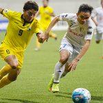 Bàn thắng phút bù giờ giúp Hà Nội chiếm đầu bảng AFC Cup