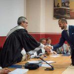 Trung vệ Chiellini nhận bằng Thạc sĩ kinh doanh