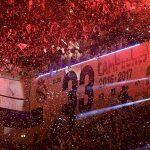 Real Madrid mở hội giữa đêm mừng chức vô địch La Liga