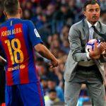 Luis Enrique và Barca: Nhìn nhau lần cuối
