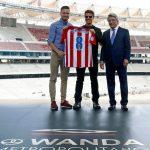 Tom Cruise đến thăm sân mới của Atletico Madrid